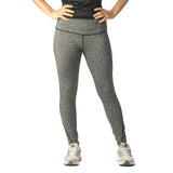 Women's Express Legging (Black Heather)