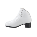 Jackson Debut Fusion Low Cut 2430 White Figure Skate