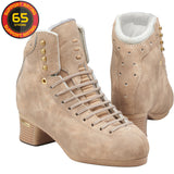 Jackson Elite Pro 5320 Boot tan suede supreme tongue swarovski crystals