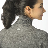 Women's Play Jacket (Black Heather)