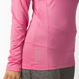 Women's Velocity Long Sleeve (Fuchsia)