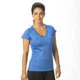 Womens Velocity Short Sleeve