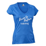Womens Velocity Short Sleeve (Printed)
