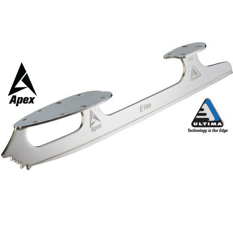 Apex Elite Blade chrome coated steel tapered edge