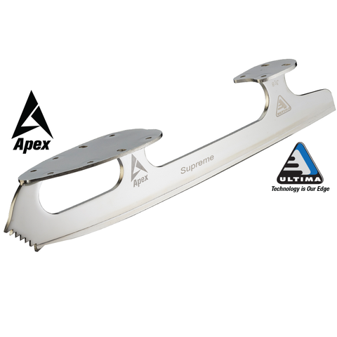 Apex Supreme Blade chrome coated steel tapered edge