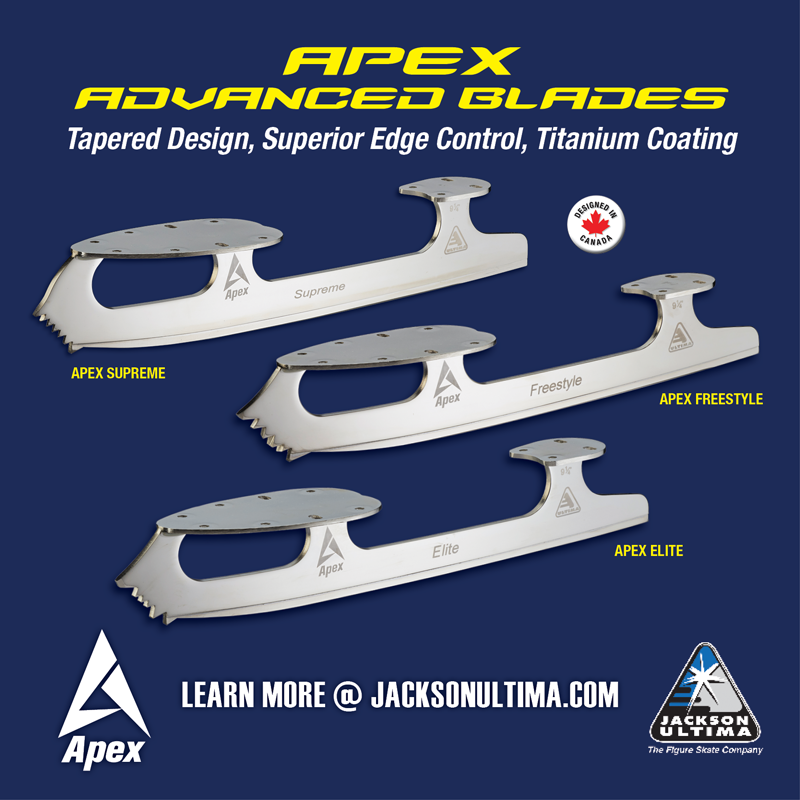 Apex Advanced Blades