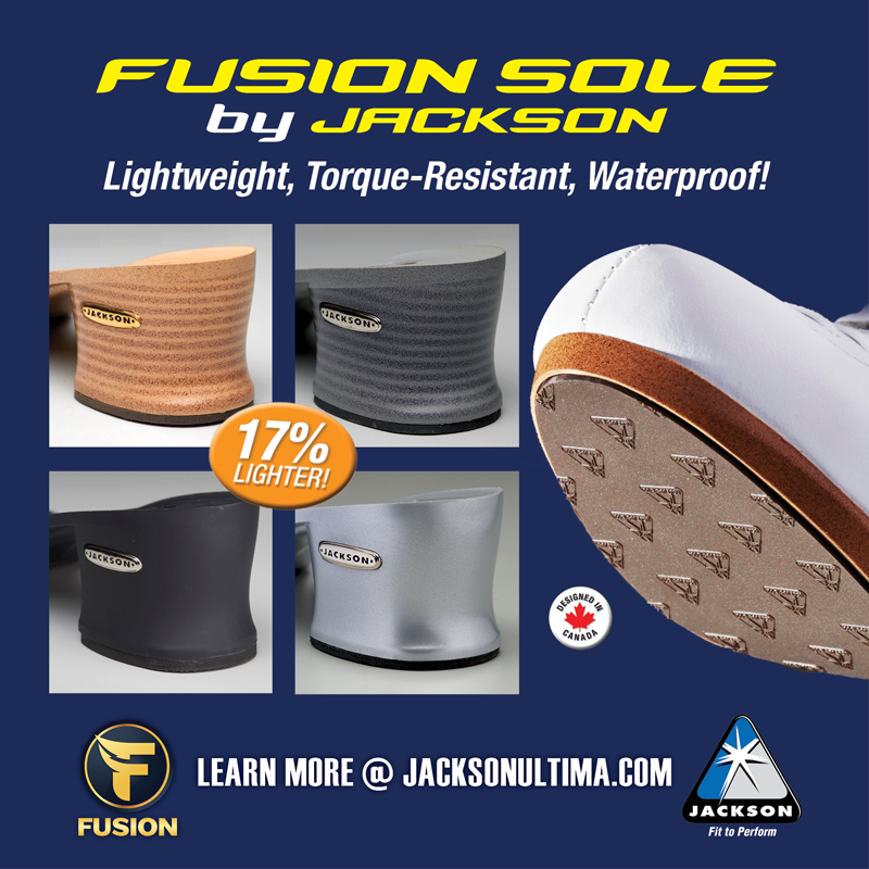 Fusion Soles by Jackson