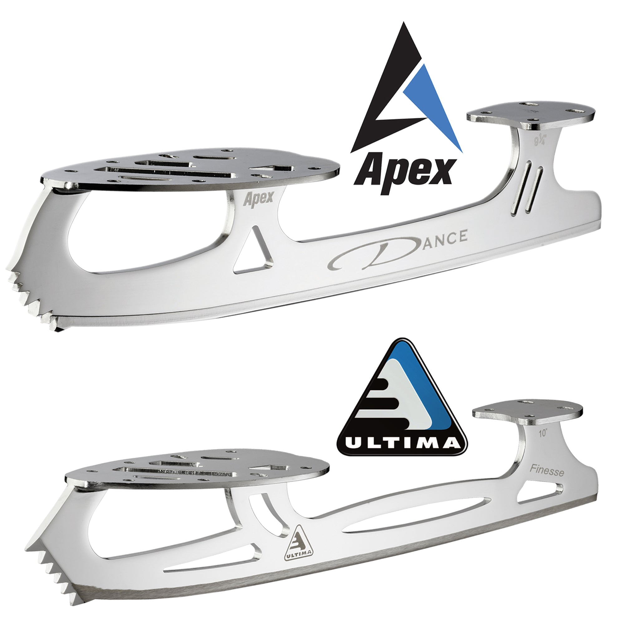 Apex and Ultima Specialty Blades