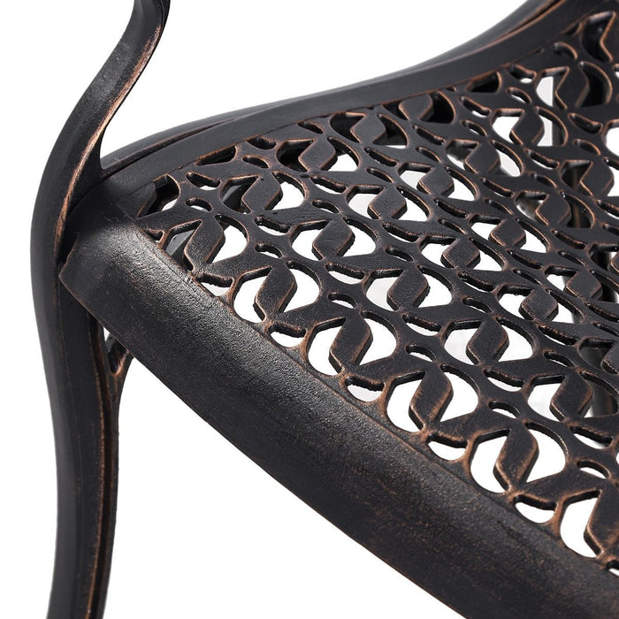 Cherise Chair Seat Design Cast Iron