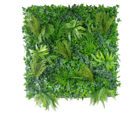 Native Tea Tree Vertical Garden / Green Wall UV Resistant 100cm x 100cm