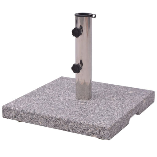 Granite Parasol Base Umbrella Holder 20kg