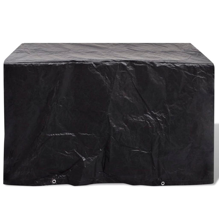 Garden Furniture Cover 8 Eyelets 140 x 70 x 90 cm