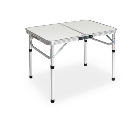 Weisshorn Foldable Kitchen Camping Table, Outdoor Table