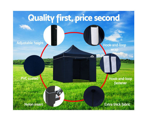 Key Features of the 3x3m Gazebo