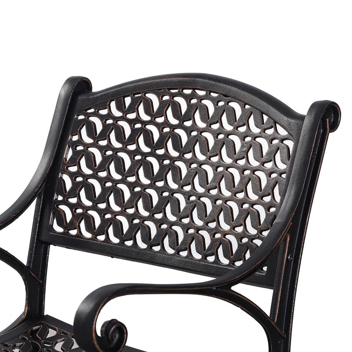 Cherise Chair Backrest Design