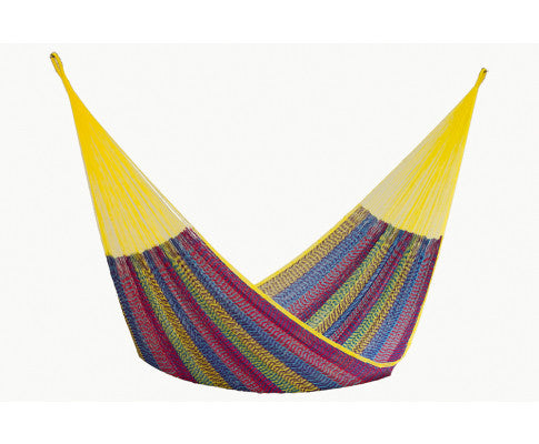 King Size Nylon Hammock Full View