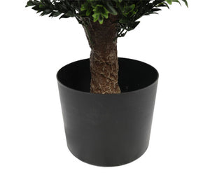UV Resistant Artificial Topiary Shrub (Hedyotis) 80cm