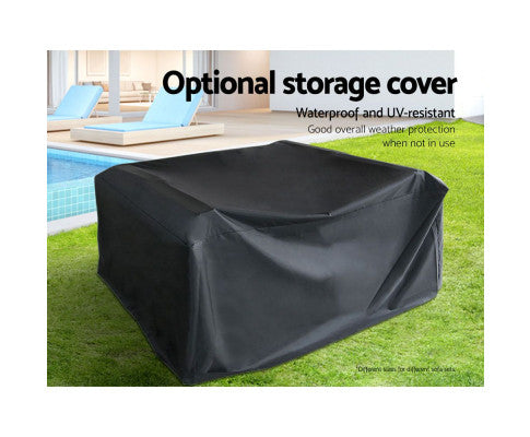 11 Pc garden sofa set cover