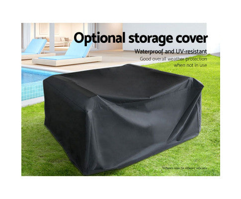 10 Pc outdoor furniture cover