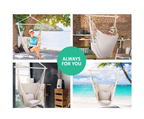 Hammock Swing Chair for Different Outdoor Setting