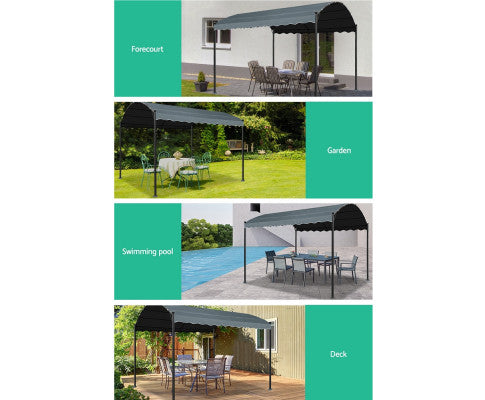 Gazebo For Different Home Setting