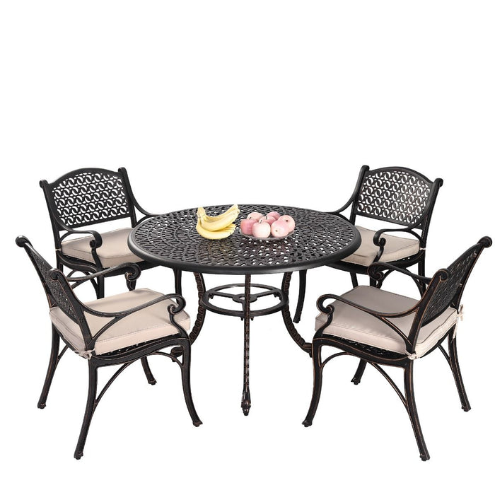 Cherise Outdoor Furniture Set