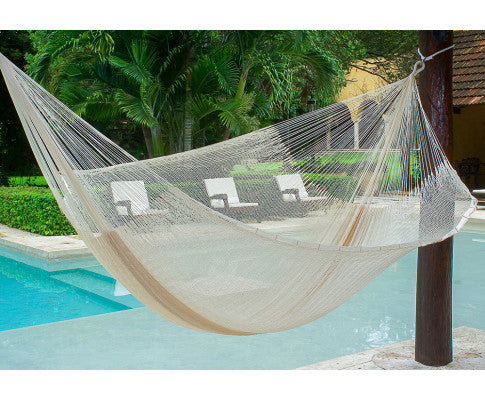 Super Nylon Queen Cream, Hammock Swing