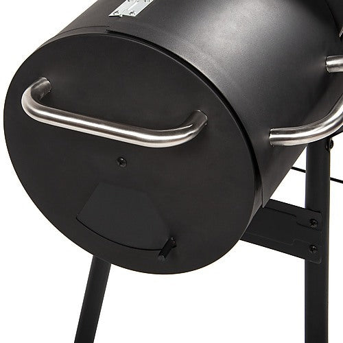 BBQ Smoker Grill side vent