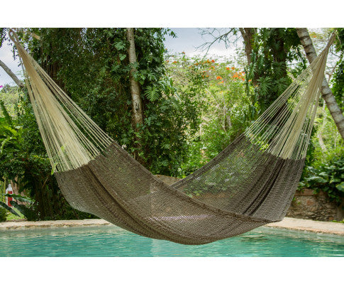 Hammock On the Side of the Pool
