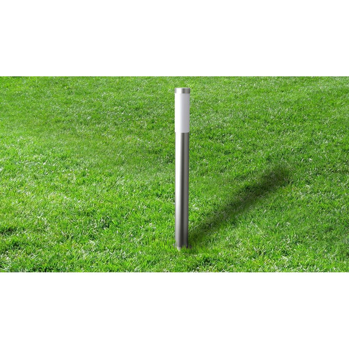 Garden Lamp Stainless Steel and Plastic Material