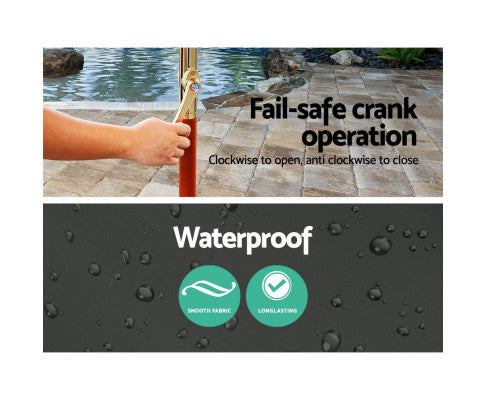 Water-proof Outdoor Umbrella