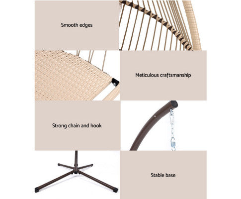 Key Features of the Hanging Egg Chair