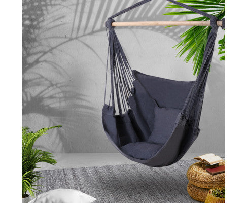 Hammock Swing Chair - Grey
