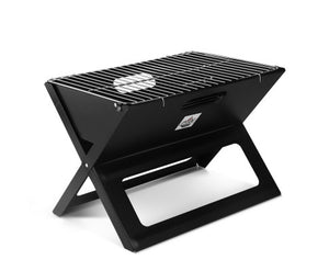 Charcoal BBQ Grill Portable-Notebook, Outdoor BBQ Grill,  Garden BBQ