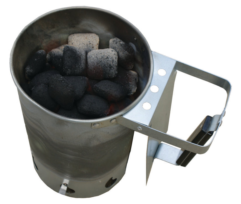Outdoor BBQ, Truflame Chimney BBQ Starter, Outdoor BBQ Starter