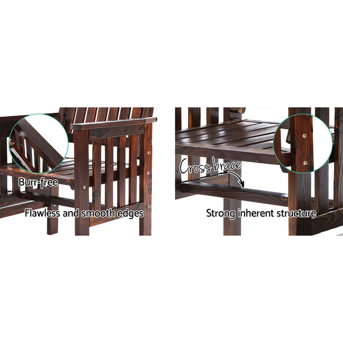 Special Features of the Wooden Outdoor Furniture