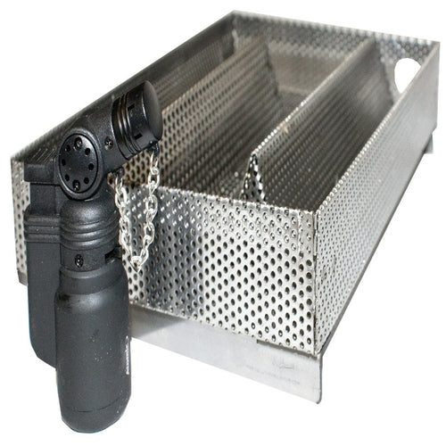 Cold Smoker Stainless Steel