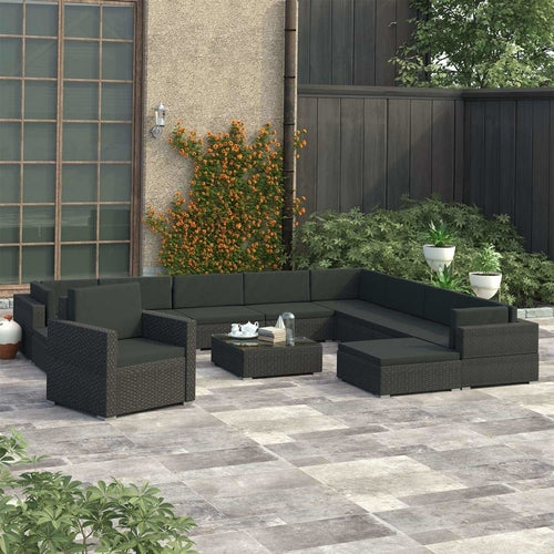 12 pc outdoor furniture set