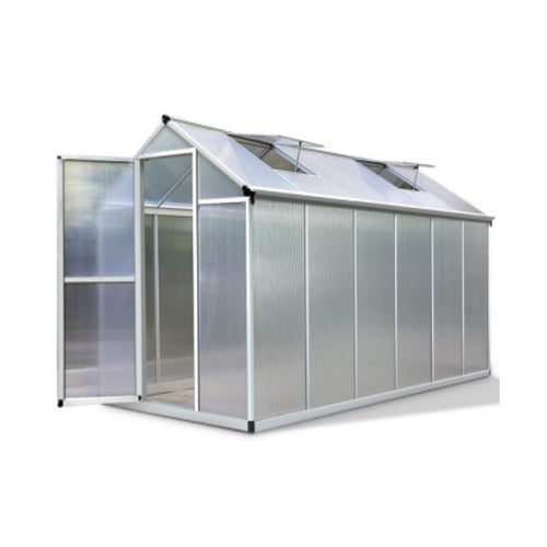 Greenfingers Aluminum Greenhouse