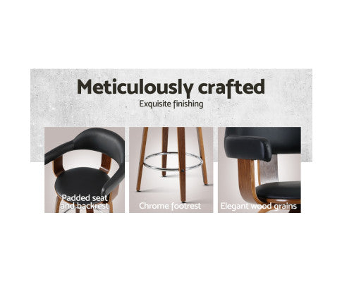 Key Features of the Barstool Wooden  Chair