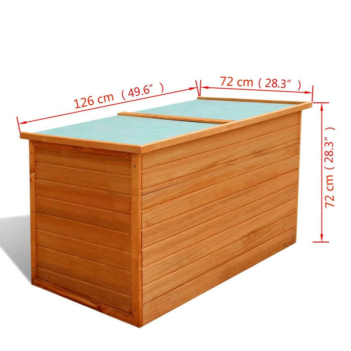 Outdoor storage box dimensions