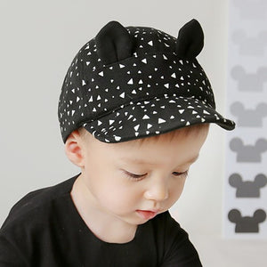 Cat ear Baseball cap