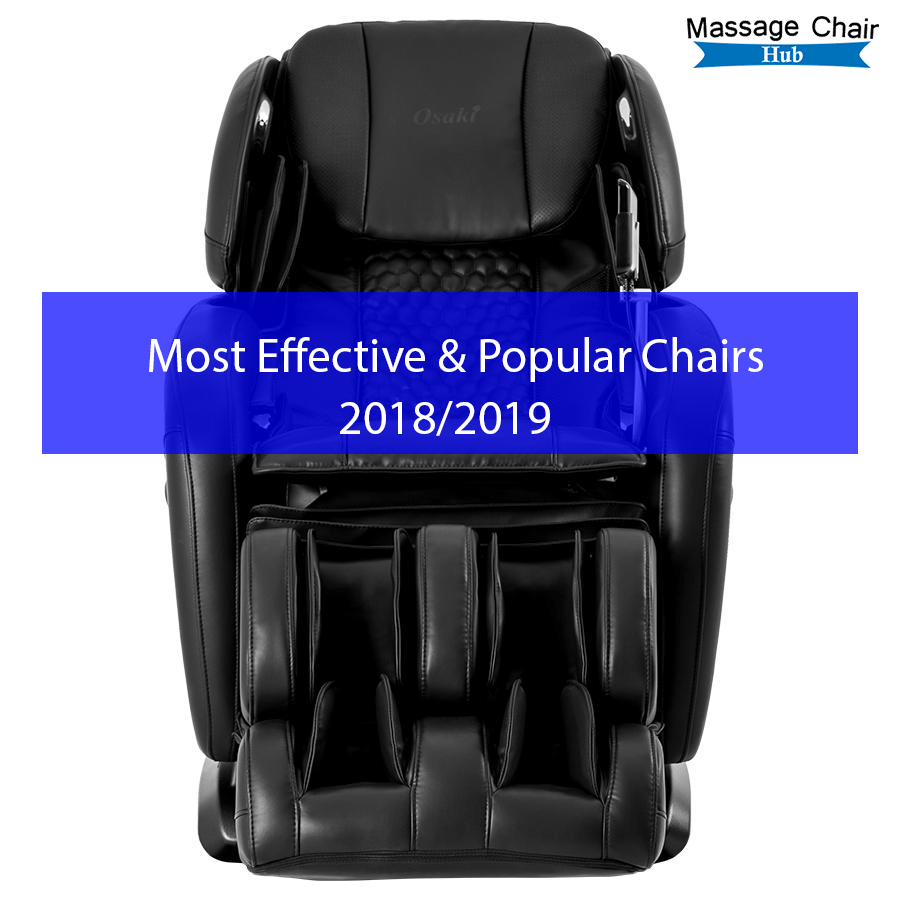 Most Effective and Popular Massage Chairs