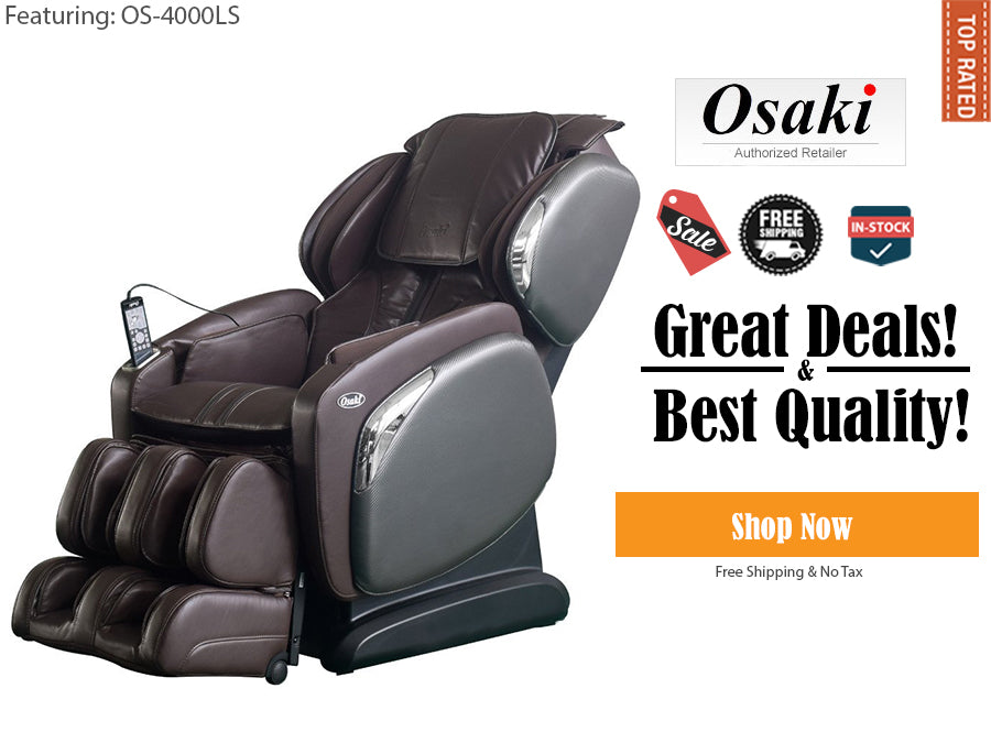 Osaki 4000, 4000T and 4000LS Buyer's Guide