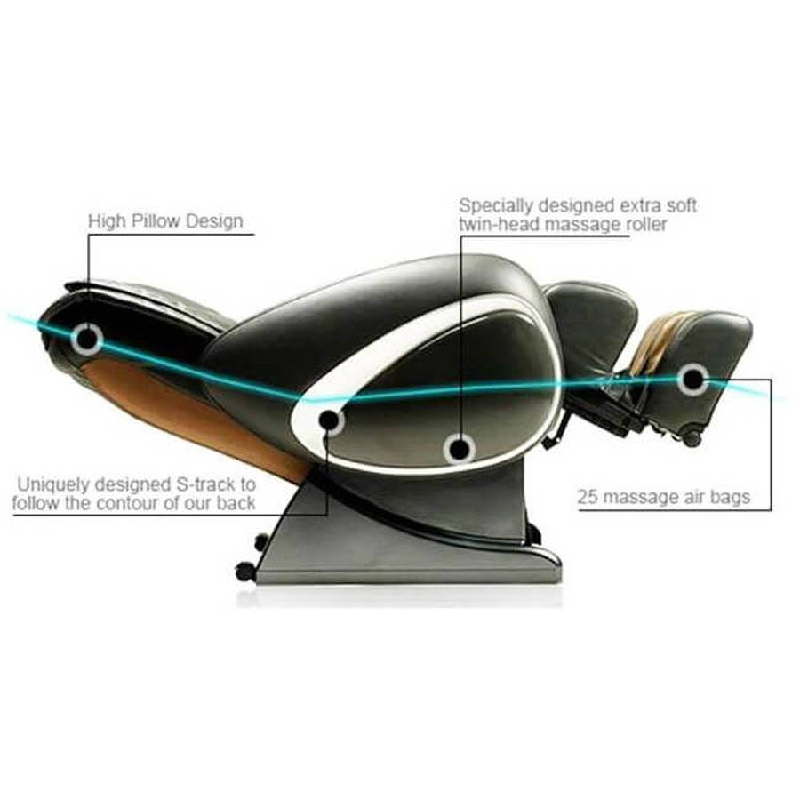 Osaki OS-4000T Zero Gravity Massage Chair