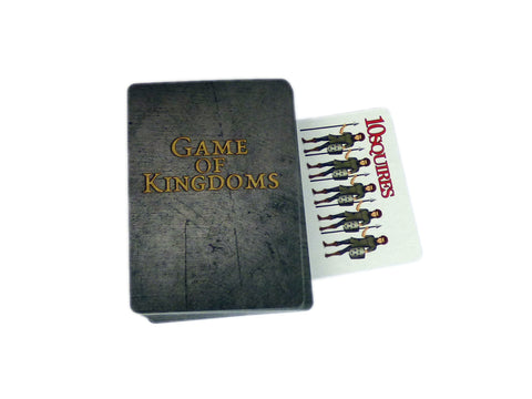 Game of Kingdoms Deck