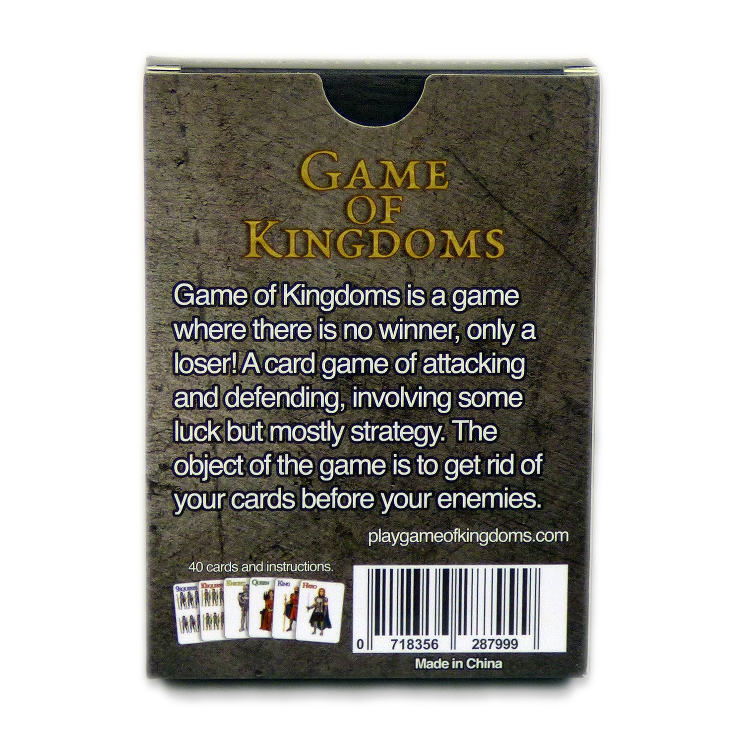 Game of Kingdoms