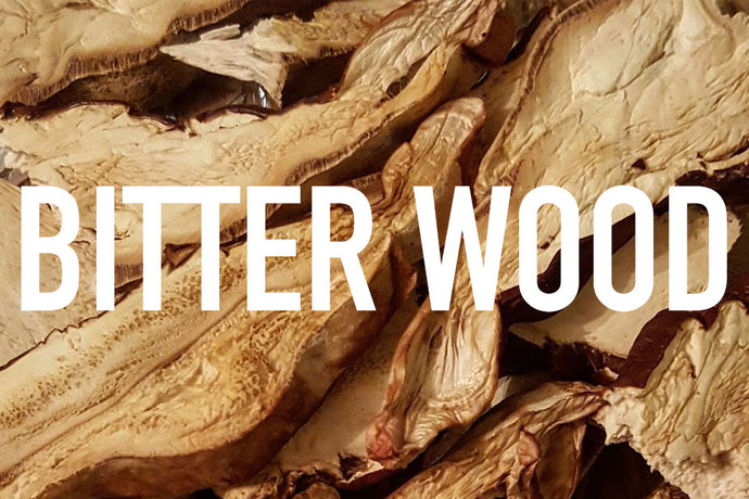 Using Bitter Wood for Diabetes and Blood Purification