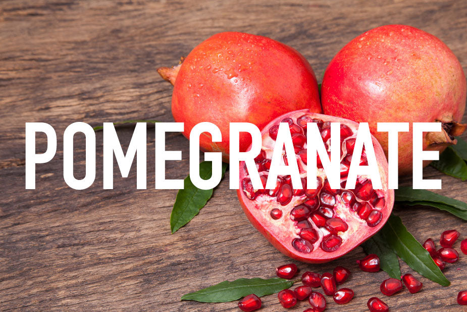 3 Greatest Benefits of Pomegranate