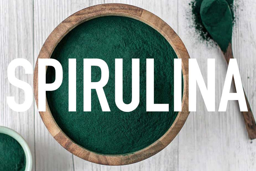 Spirulina Health Benefits | Detox Heavy Metals, Eliminate Candida